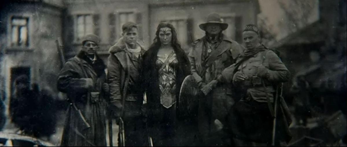 La photo au début du film