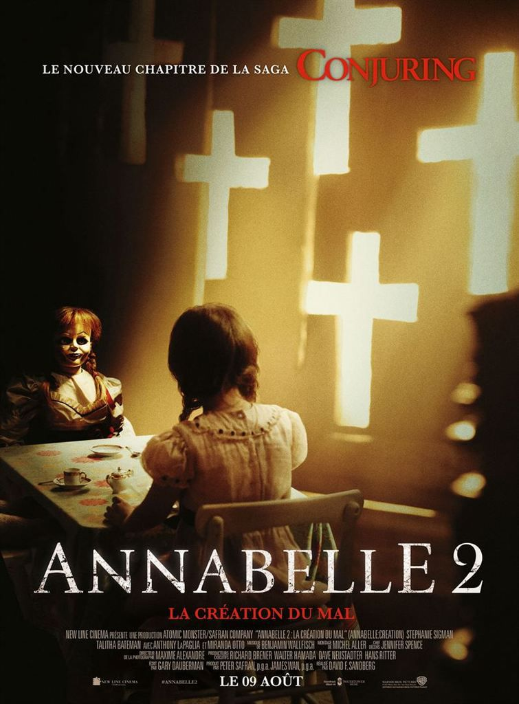ANNABELLE 2 : LA CREATION DU MAL (Annabelle : Creation)
