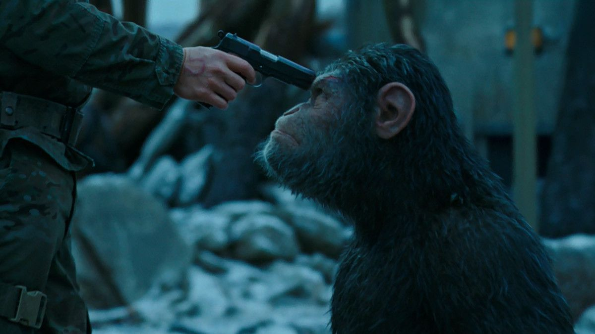 LA PLANETE DES SINGES : SUPREMATIE (War For The Planet Of The Apes)