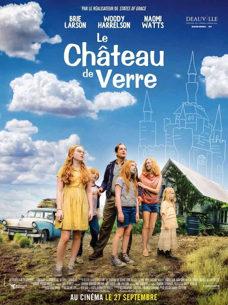 LE CHATEAU DE VERRE (The glass castle)