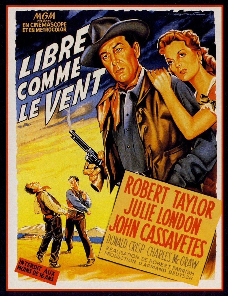 LIBRE COMME LE VENT (Saddle the wind)