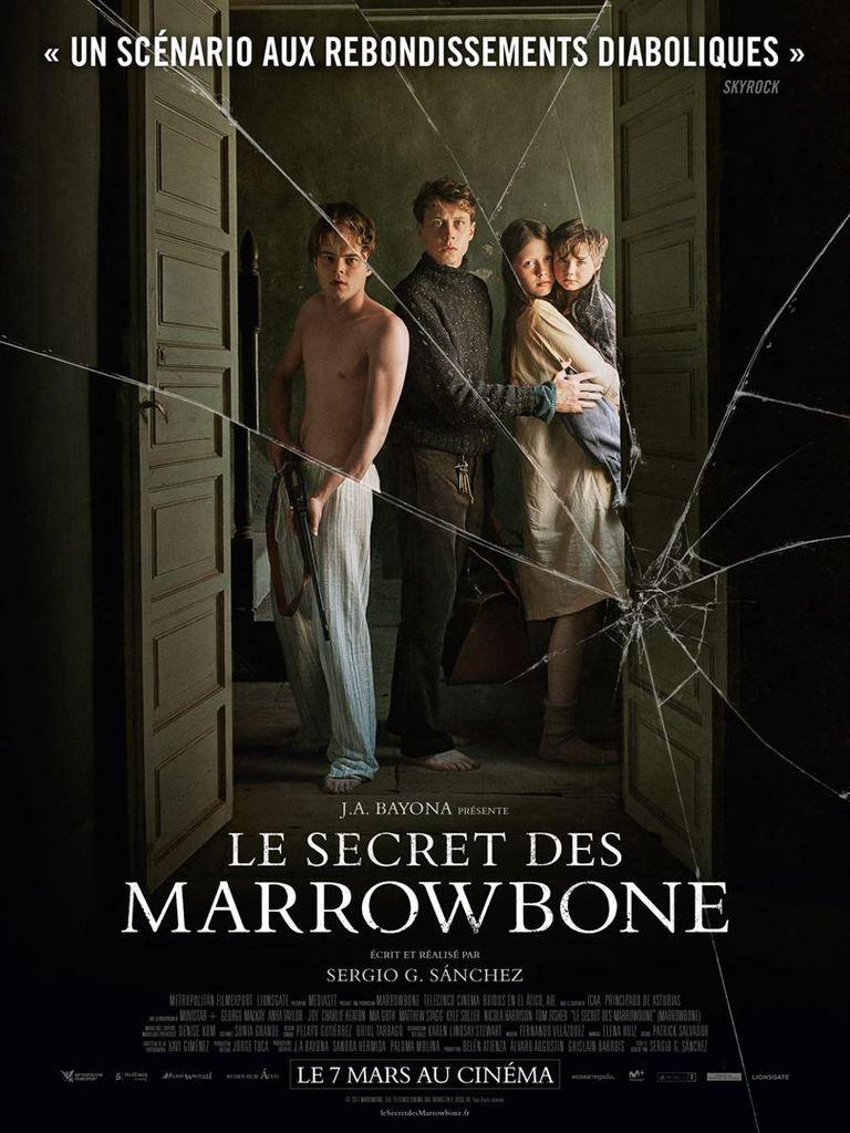 LE SECRET DES MARROWBONE (Marrowbone)