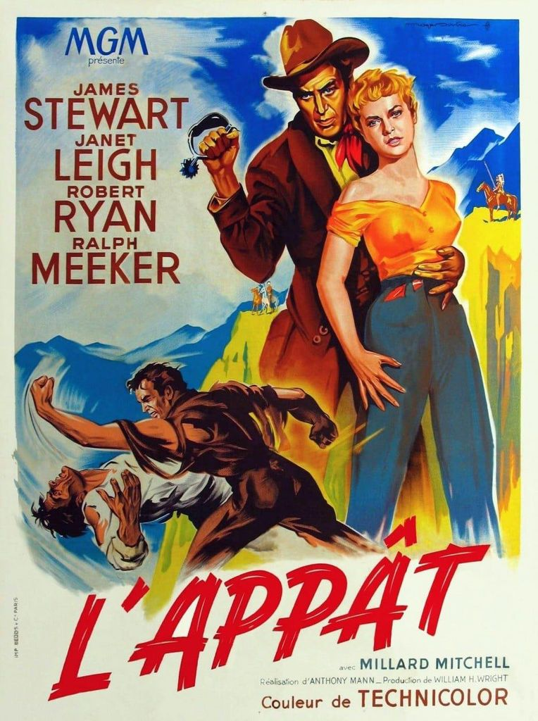 L'APPAT (The naked spur)