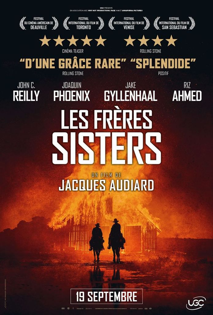 LES FRERES SISTERS (The Sisters Brothers)