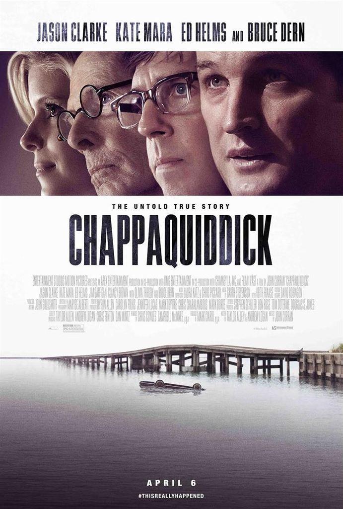 LE SECRET DES KENNEDY (Chappaquiddick)