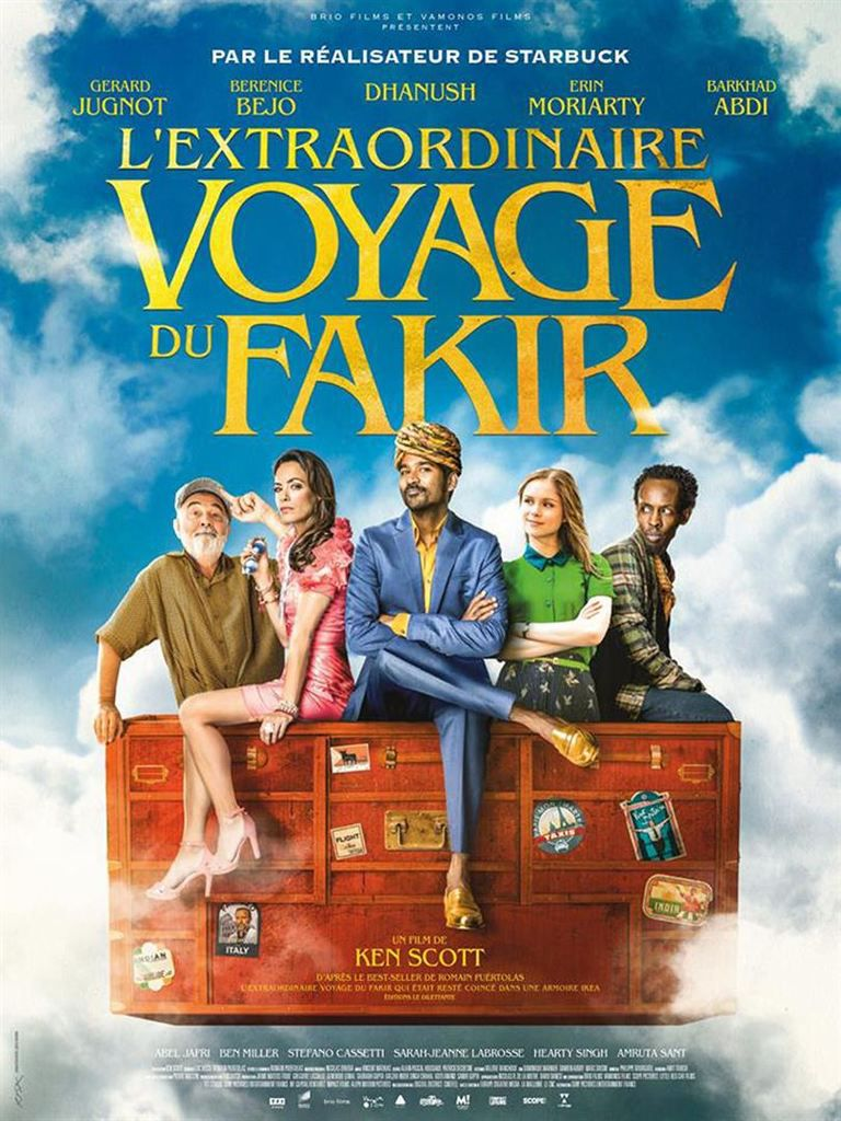 L'EXTRAORDINAIRE VOYAGE DU FAKIR (The Extraordinary journey of the Fakir)