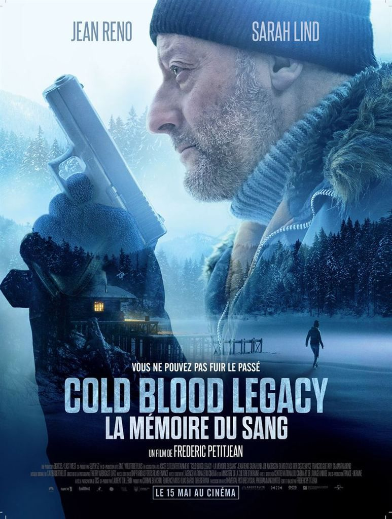 COLD BLOOD LEGACY : LA MEMOIRE DU SANG (Cold blood legacy)