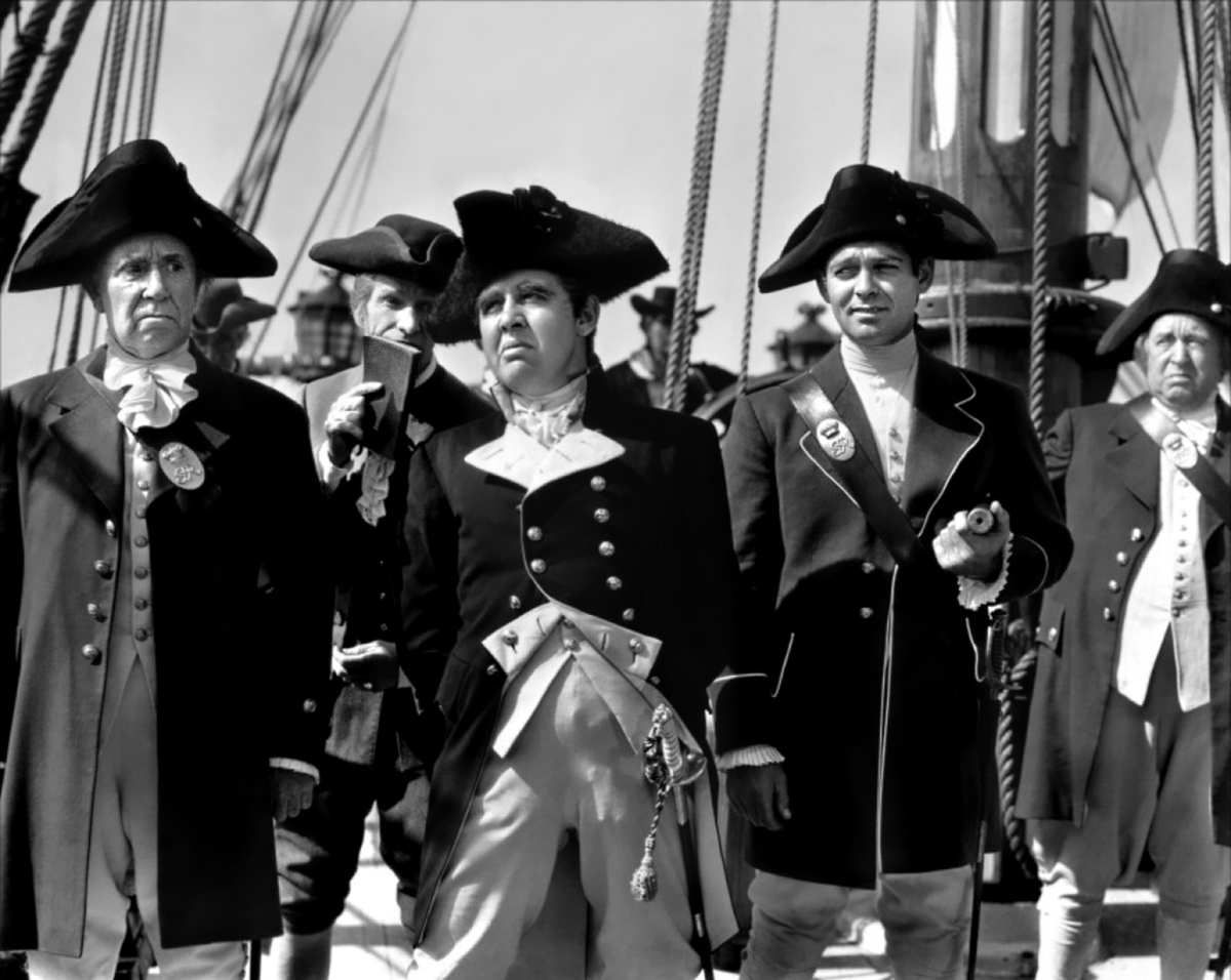 LES REVOLTES DU BOUNTY (Mutiny of the Bounty)