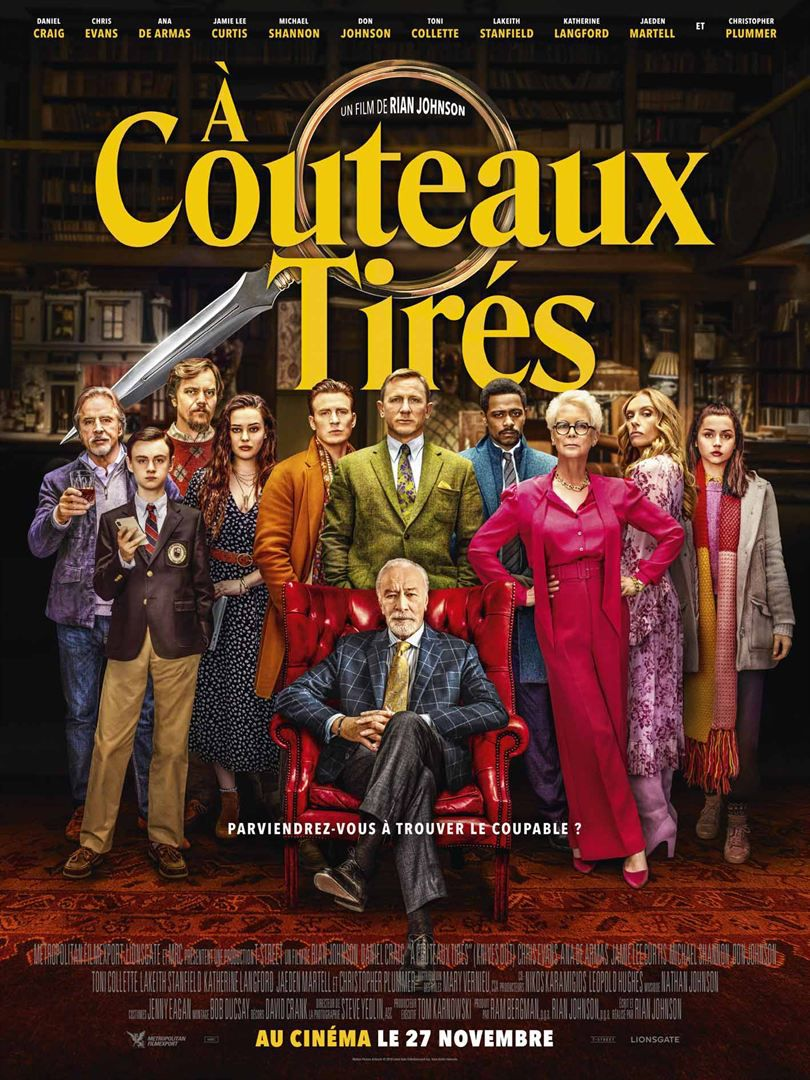 A COUTEAUX TIRES (Knives out)