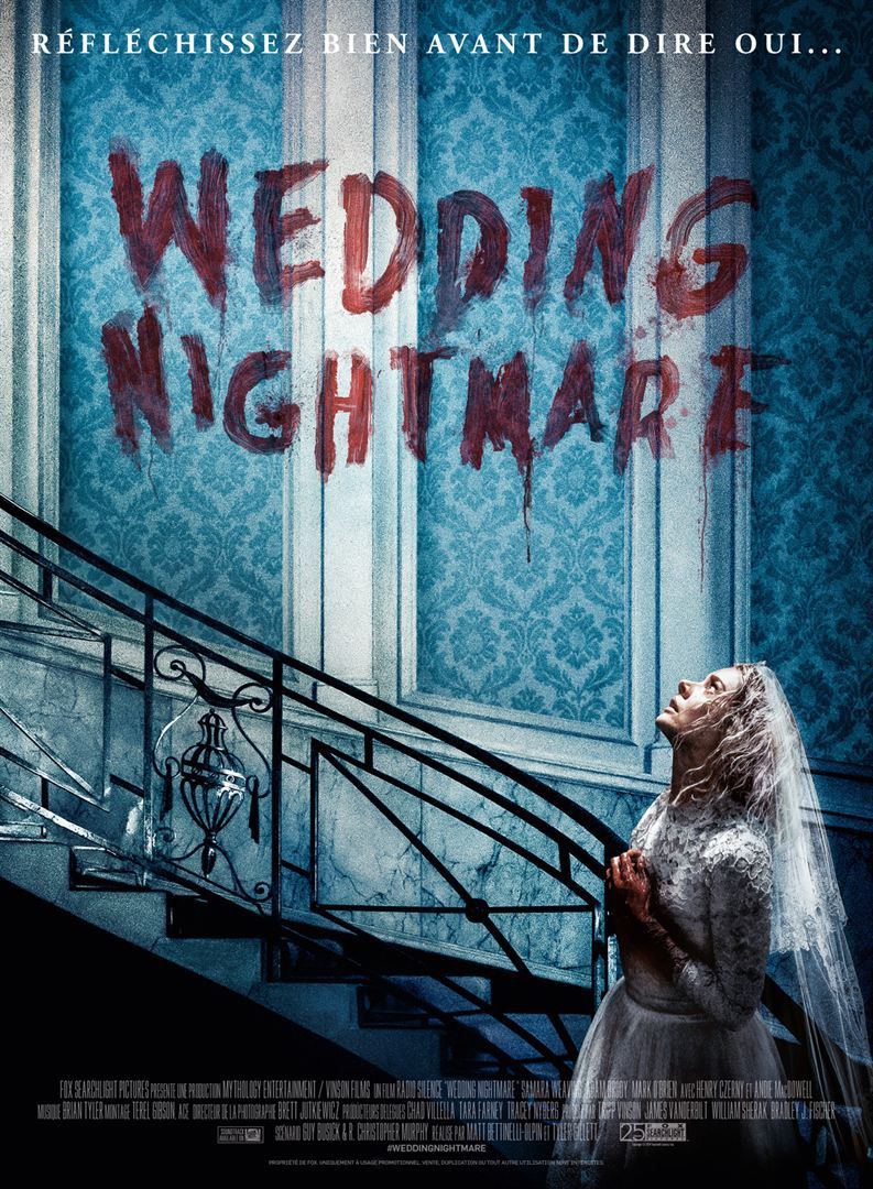WEDDING NIGHTMARE (Ready or not)