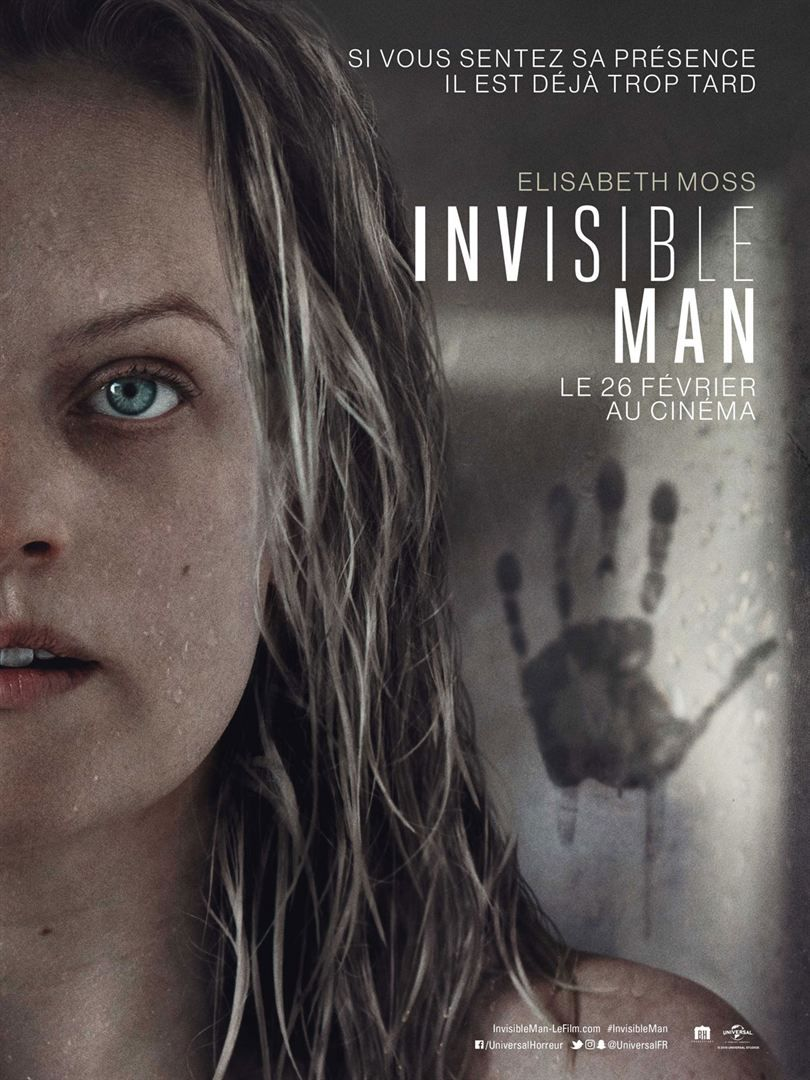 INVISIBLE MAN (The invisible man)