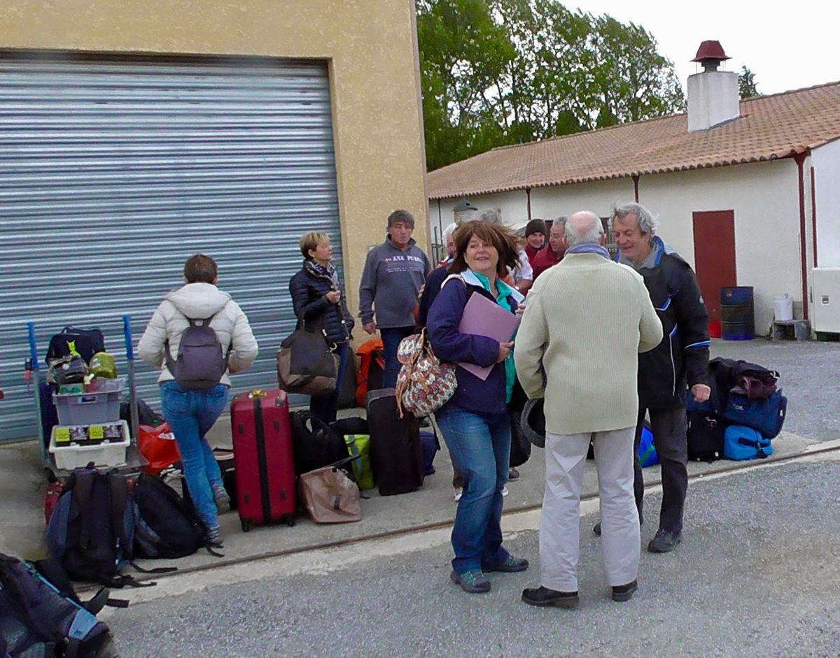 Séjour à ARGELES-GAZOST - Jour 1 - Lourdes