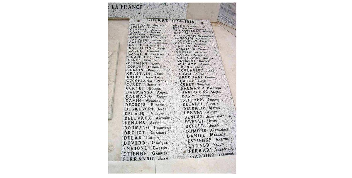 A 176 - พวกเขาถึงตายทำไม ? LE MEMORIAL DE BANGKOK A LA MEMOIRE DES 19 MILITAIRES SIAMOIS MORTS AU COURS DE LA GRANDE GUERRE.