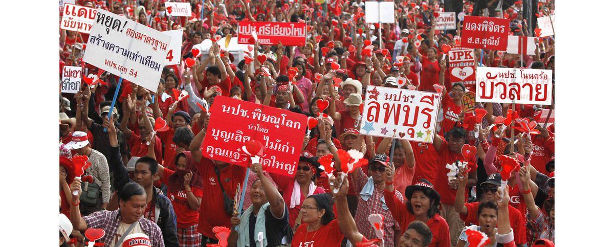 R3. « Thaïlande, Aux origines d'une crise ».