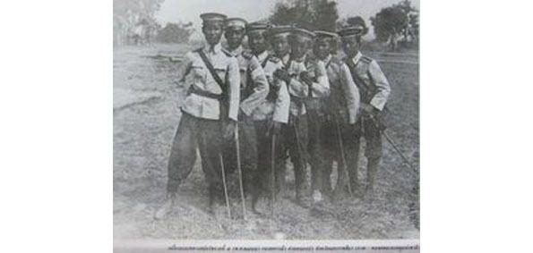 192. LE DEUXIÉME GOUVERNEMENT DE LA MONARCHIE CONSTITUTIONNELLE AU SIAM DE PHRAYA  PHAHON (24 JUIN 1933 - 11 SEPTEMBRE 1938).