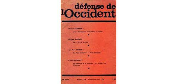 A 188 - AUTOUR DE LA THÈSE DE S.A.S. LA PRINCESSE MARSI PARIBATRA « LE ROMANTISME CONTEMPORAIN » (1954).