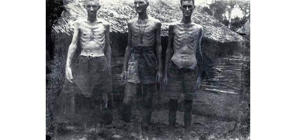 A198 – LA RÉVOLTE DES TRAVAILLEURS THAÏS DU « CHEMIN DE FER DE LA MORT » DANS LE VILLAGE DE BAN PONG EN 1942.