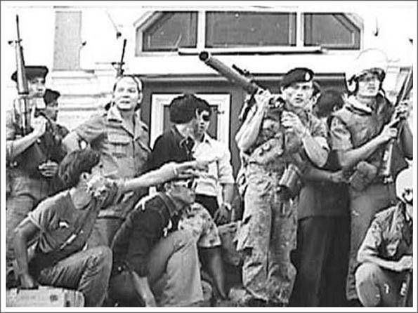228. COMPRENDRE LA RÉVOLTE POPULAIRE DU 14 OCTOBRE 1973 EN THAÏLANDE QUI MIT FIN À LA DICTATURE DU MARÉCHAL THANOM.
