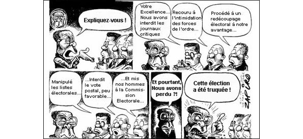 242.2 -  LA « CONSTITUTION DU PEUPLE » DU 11 OCTOBRE 1997 :