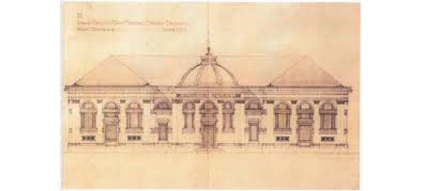 A 244 - LES ARCHITECTES ET LES INGENIEURS ITALIENS AU SIAM SOUS RAMA V ET RAMA VI