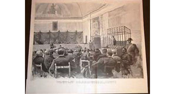 A 246 - G. E. GERINI, OFFICIER DANS L'ARMÉE ITALIENNE,  COLONEL DANS L'ARMÉE SIAMOISE, CHERCHEUR D'OR, GÉOGRAPHE, ARCHÉOLOGUE, ETHNOLOGUE, LINGUISTE, COLLECTIONNEUR ET HISTORIEN.