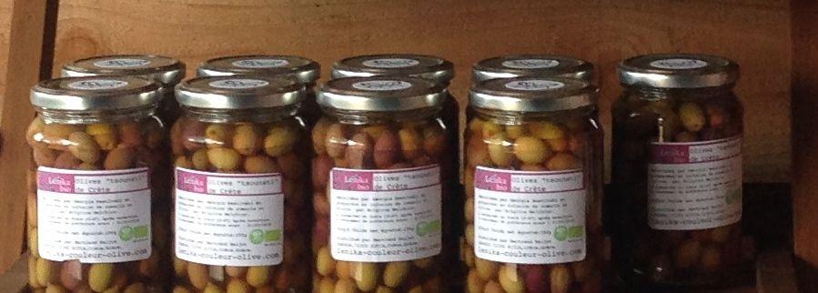 olives crétoises