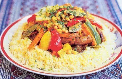 Couscous (cookeo)