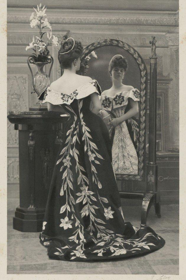 La mode retrouvée - les toilettes de la comtesse Greffulhe