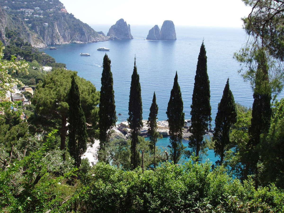 Le rêve de Capri