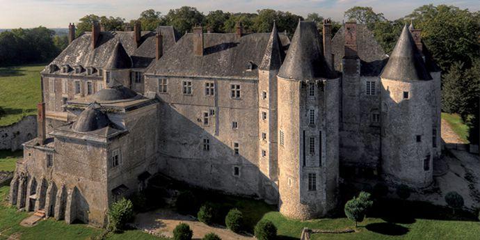 Le château de Meung-sur-Loire et ses fameuses prisons