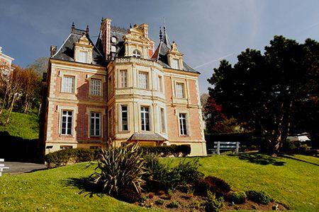 Villa Montebello.