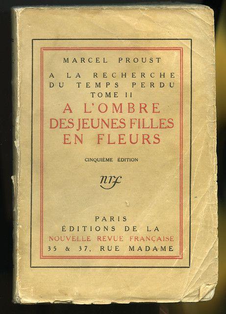Marcel Proust en 1919