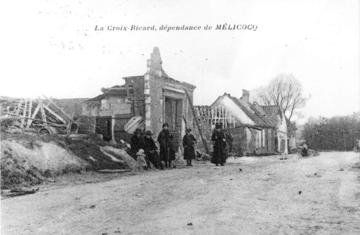 Album - le village de Melicocq (Oise)