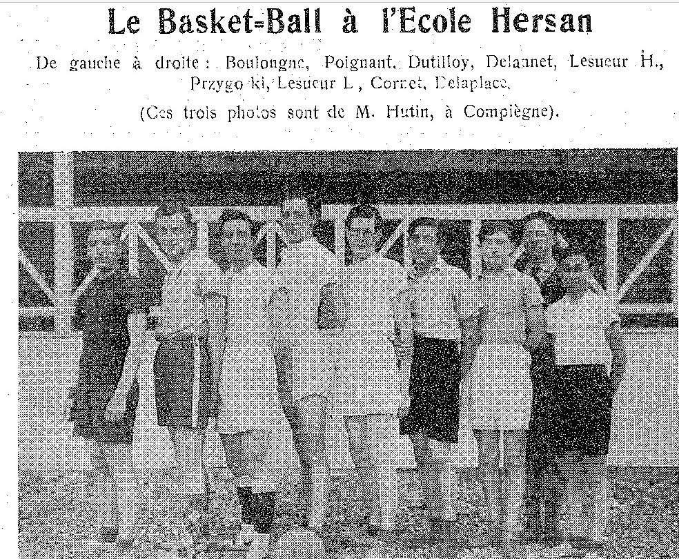 Album - la ville de Compiègne (Oise), les Lycées et Collèges