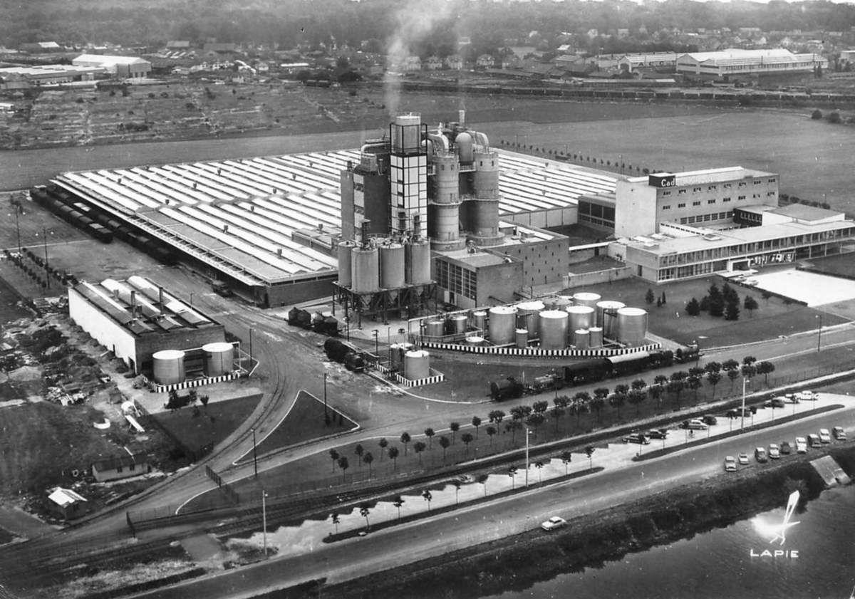 Album - la ville de Compiegne (Oise), les entreprises