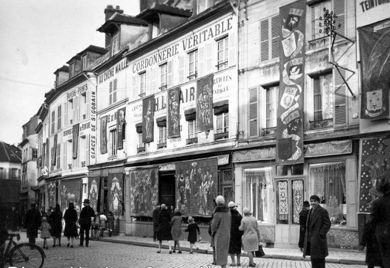 Album, la ville de Compiegne, diverses photos (05)