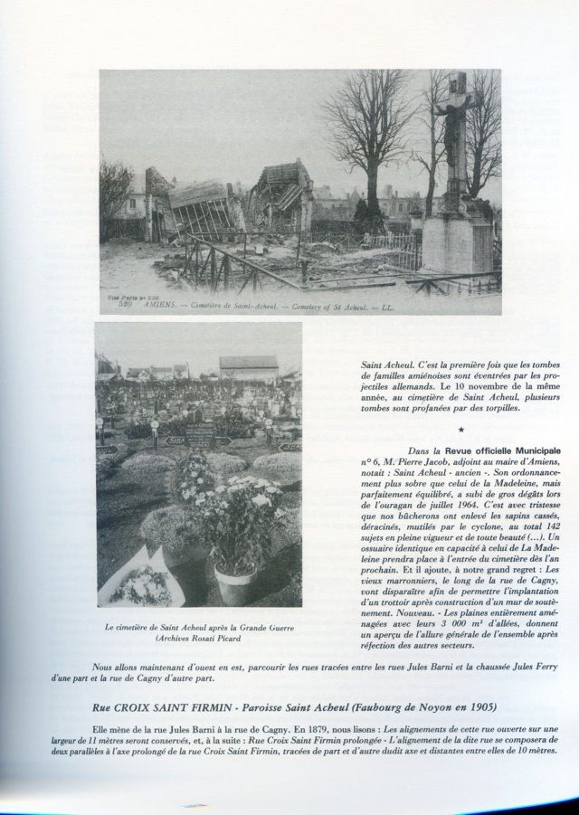 Album - la ville d'Amiens, les faubourgs de la ville