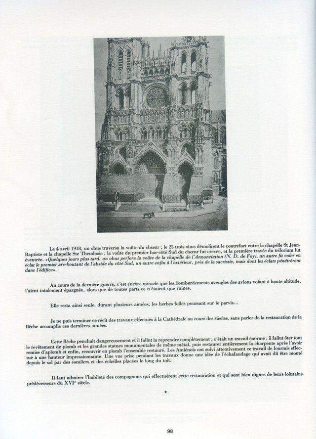 Album - la ville d'Amiens, les rues de la ville ( tome 5 )