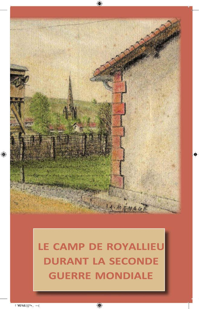 Album - la ville Compiegne (Oise), le camp d'internement de Royalieu