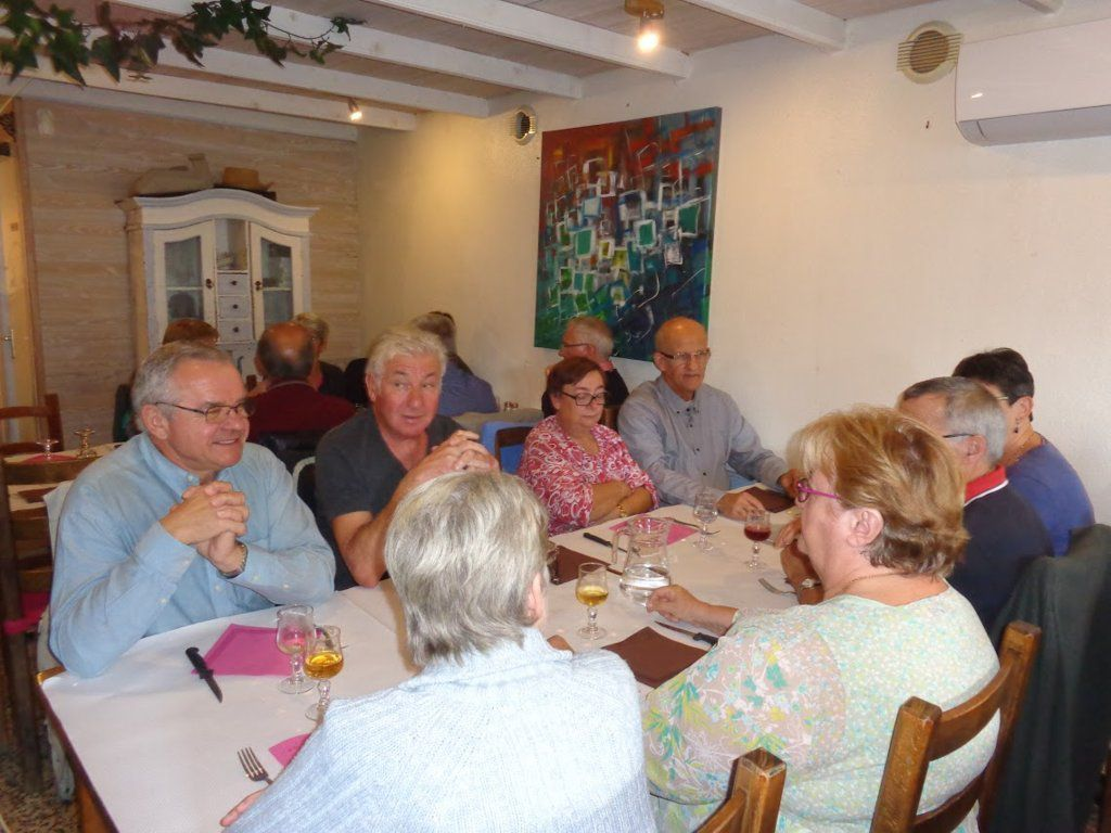 Album - centre progobain, réunion des anciens éléves le 14,15 et 16 septembre 2017 à Saint-Romain-le-Puy ( jour 2 )