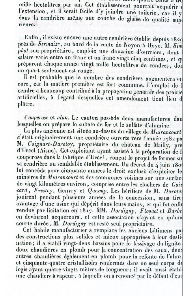 Album - le canton de Guiscard (Oise), 2ème partie