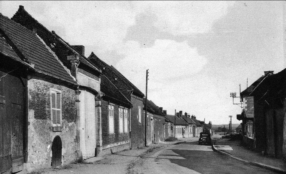 Album - le village de Grandfresnoy (Oise), son Histoire