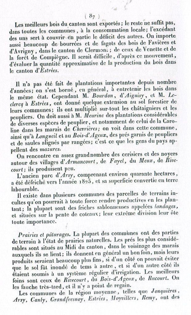 Album - le canton d'Estrées-Saint-Denis (Oise), 2ème partie