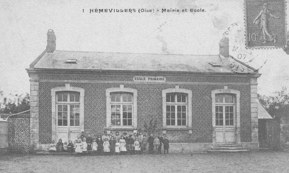 Album - le village de Hémévillers (Oise), son Histoire