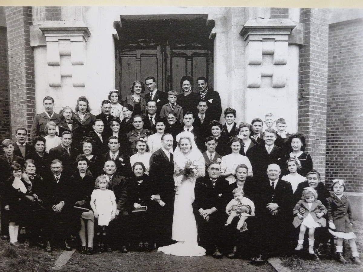 Album - le Hameau de Tarlefesse, son église