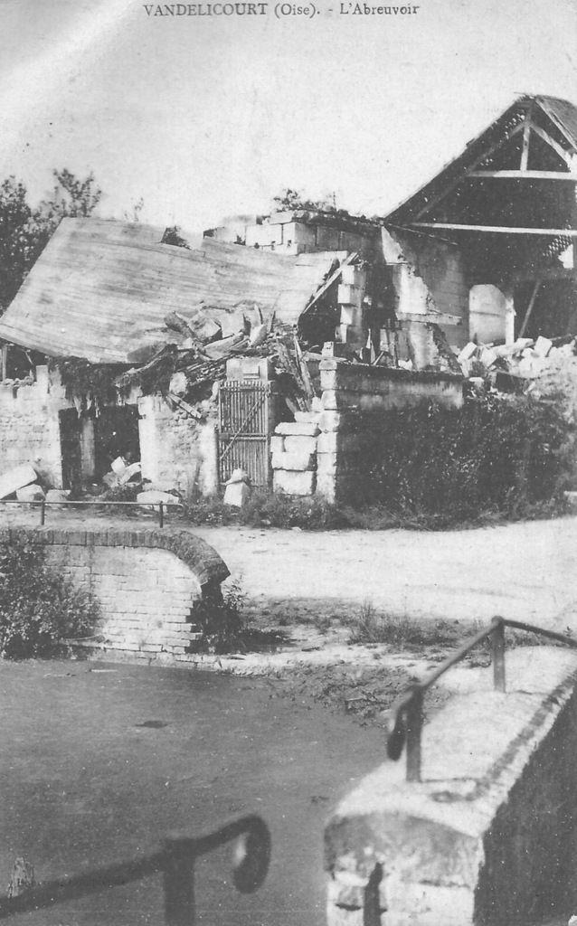 Album - le  village de Vandelicourt (Oise)