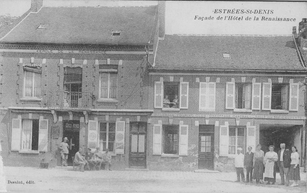 Album - le village de Estrées-Saint-Denis (Oise)