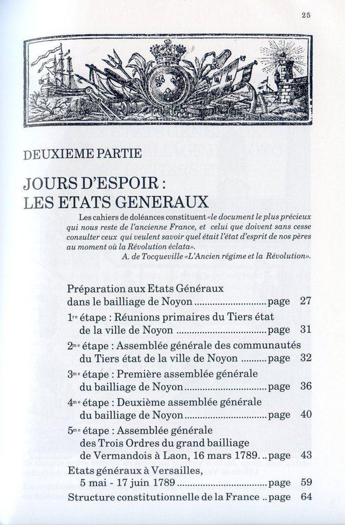 Album - la ville de Noyon (Oise), dans la tourmente révolutionnaire ( première partie )