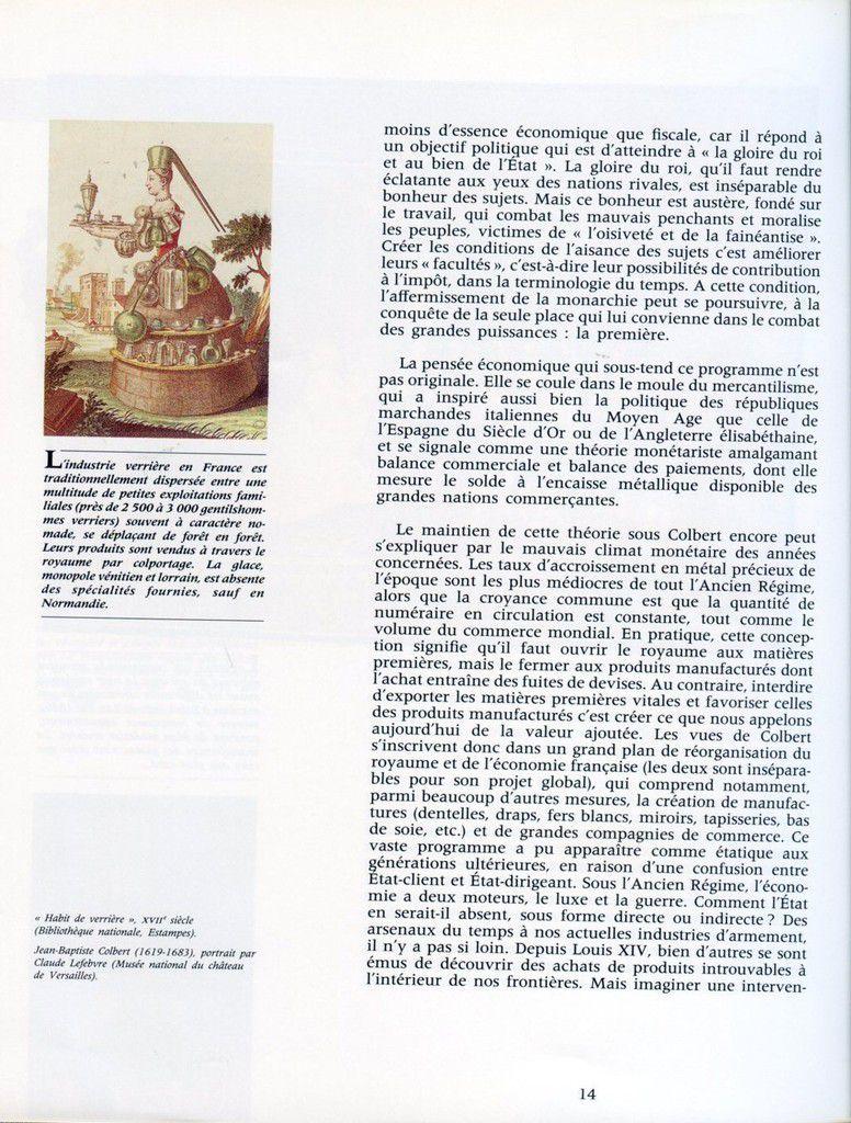 Album - groupe Saint-Gobain, du Soleil à la Terre, 1665-1830, le Soleil se léve ( chapitre I )