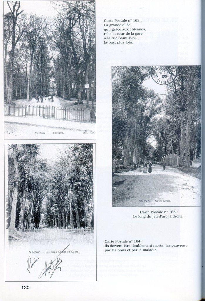 Album - la ville de Noyon (Oise), à la Belle Epoque, la vie de la cité, ( chapitre III )